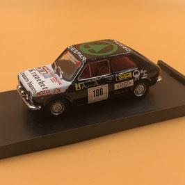 Fiat 127 Gr.1 - Caneva - Rally S.Martino di Castrozza (1976)