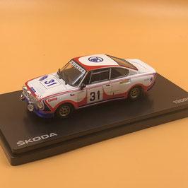 Skoda 130 RS Coupé - V.Blahana - Acropolis Rally (1977)