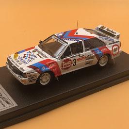 Audi Quattro A2 - M.Duez - Stein Rally (1985)