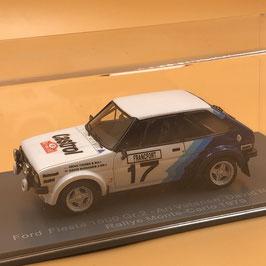 Ford Fiesta RS 1600 Gr.2 - A.Vatanen - Montecarlo Rally (1979)