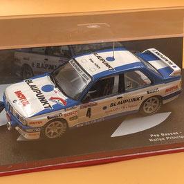 BMW M3 E30 - P.Bassas - Principe de Asturias Rally (1989)