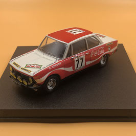 BMW 2002 - D.Gordon - Tour de Corse Rally (1974)