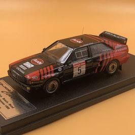 Audi Quattro A2 - J.Bosch - Circuit des Ardennes (1986)