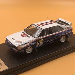 Audi Quattro A2 - J.Bosch - Ypres Rally (1986)