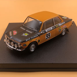BMW 2002 - H.Werner - Montecarlo Rally (1971)