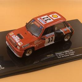 Renault 5 Turbo - C.Barlesi - Tour de Corse Rally (1986)