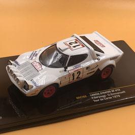Lancia Stratos HF - F.Serpaggi - Tour de Corse (1979)