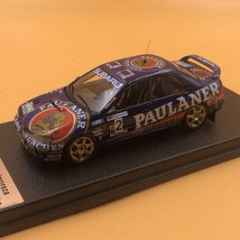 Subaru Impreza WRX - A.Kremer - Sumava Rally (1997)