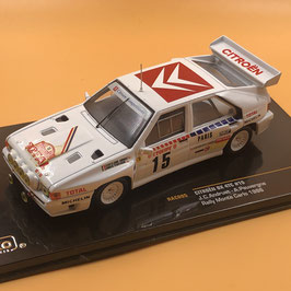 Citroen BX 4TC - J.C.Andruet - Montecarlo Rally (1986)