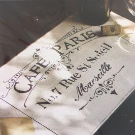 Stencil Café Paris
