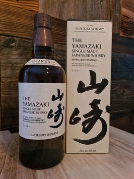 Yamazaki Distiller´s Reserve