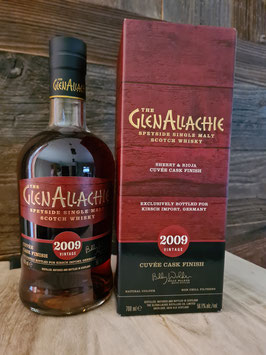 GlenAllachie 2009/2021 Sherry & Rioja Cuvée Finish