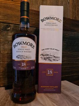 Bowmore 18 Jahre  (alte Abfüllung)