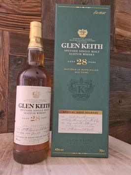 Glen Keith 28 - Special Aged Release