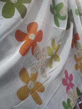 Цветы (оранжевые).