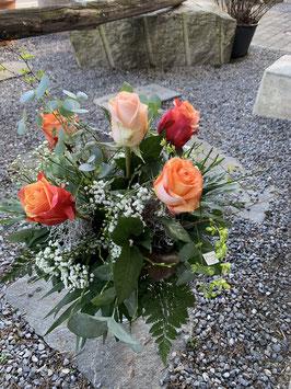 Gemischter Rosenstrauss
