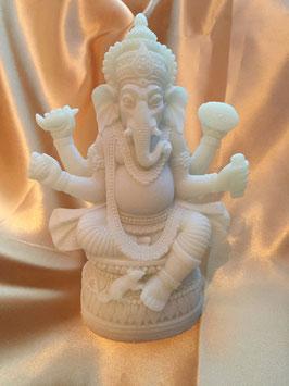 Ganesha Alabaster groß