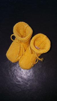 Baby-Finkli Gelb (Nr. 13)