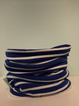 Colsjaal stripes blue