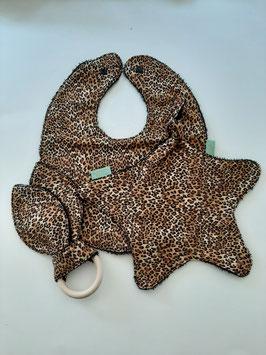 Cadeauset leopard