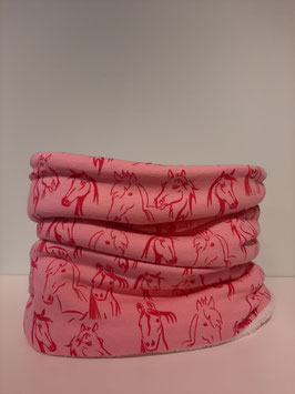Colsjaal horses pink