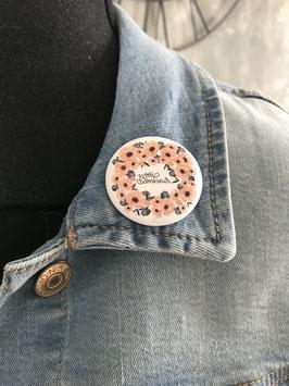 """Badge """"Petit bonheur"""""""