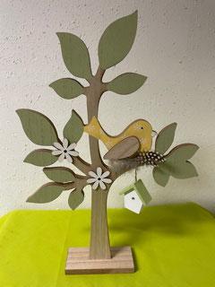 """""""Gilde"""" Baum mit Vogel"""
