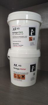 2K-EP Verlegeharz 1,2kg