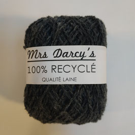 Pelote qualité laine RECYCLÉE 'gris quartz'