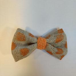 Barrette BIO 'orange corail'