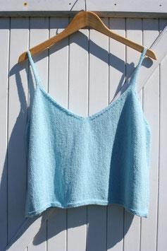 Kit tricot - niveau facile -  Débardeur femme