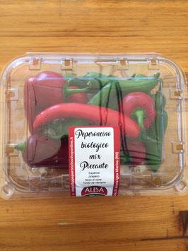 Peperoncino mix piccante 300g Bio