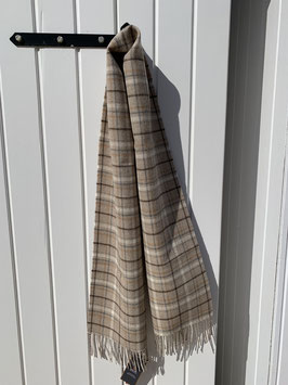 Alpaca sjaal CLASSIC TARTAN - 100% Baby Alpaca
