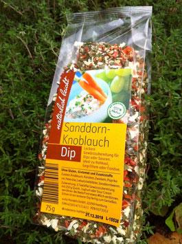 Sanddorn-Knoblauch Dip