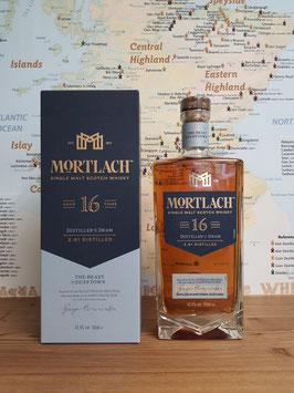 Mortlach 16 Jahre - 43,4% - 0,7 L