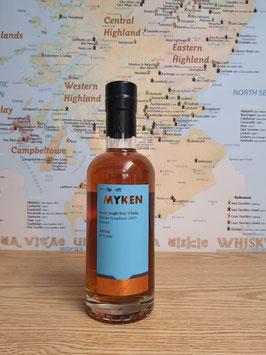 MYKEN Octave Symphony 2020 – Arctic Single Malt Whisky - 47%