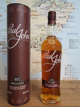 Paul John - Brilliance 46%  ( INDIEN )