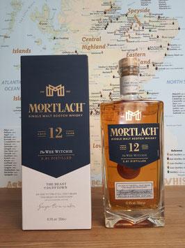 Mortlach 12 Jahre - 43% - 0,7 L