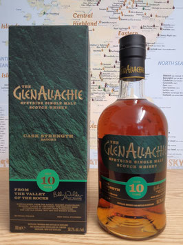 GlenAllachie 10 Jahre - Batch 03 - Faßstärke 58,2%