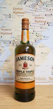 Jameson Triple Triple - 40% vol.