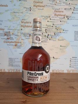 Pike Creek 10 Jahre - Canadian Whisky - 42%