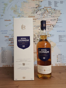 Royal Lochnagar 12 Jahre, 40%