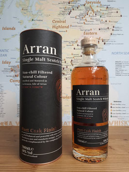 Arran - Port Cask - 50%