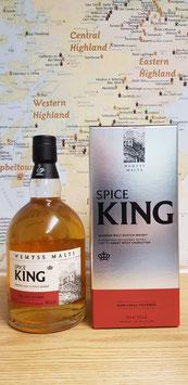 Wemyss - Spice King - Malt Whisky,  40% vol.