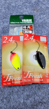 Yarie T-fresh 2,4g  E74