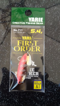 Yarie First Order 5,4g A1