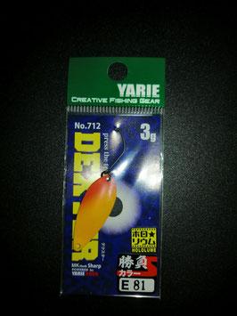 Yarie 3 g Dexter E81