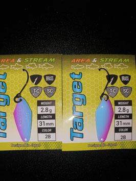Favorite Select Spoon Target 2,8g Color 28