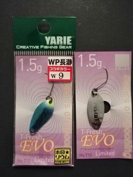 Yarie T-fresh evo 1,5g w9