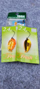 Yarie T-fresh 2,4g  AD20